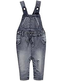 Kanz Latzhose Jeans, Petos para Niñas