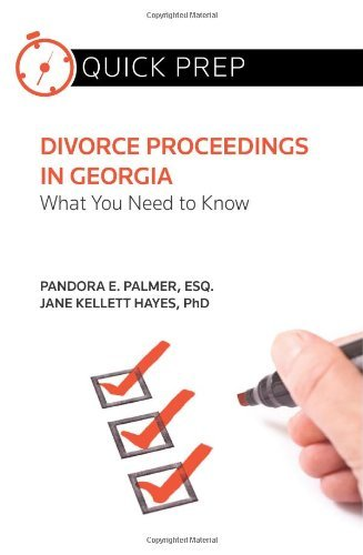 divorce-proceedings-in-georgia-what-you-need-to-know-quick-prep-by-pandora-e-palmer-2012-05-01