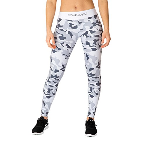 WOMEN'S BEST Sport Leggings | CAMOUFLAGE