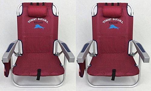 2-tommy-bahama-backpack-beach-chairs-2016-red-by-tommy-bahama