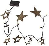 """Star LED-Lichterkette""""Nature Star"""""""