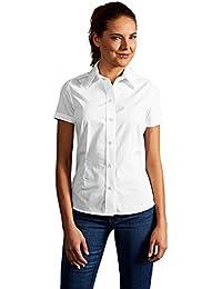 klassischer Stil neue Version das billigste Suchergebnis auf Amazon.de für: weiße bluse damen kurzarm ...