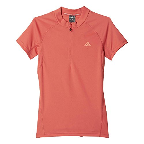 adidas S95599 Maillot manches courtes Femme Rose