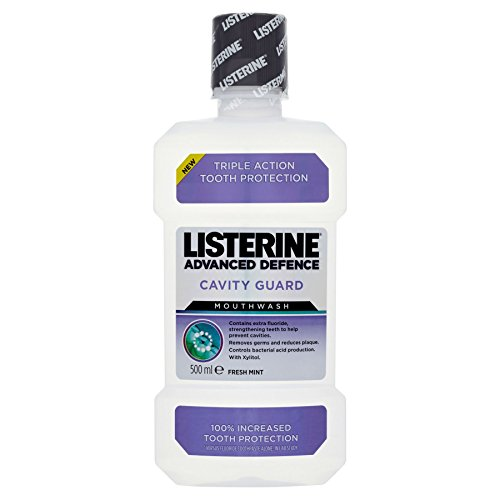 6-x-listerine-advanced-defence-cavity-guard-mouthwash-fresh-mint-500ml