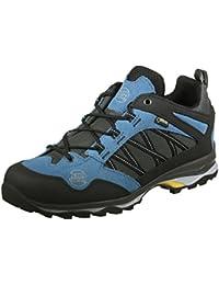 Hanwag belorado II Low GTX Scarpe Da Hiking, Uomo Donna Bambini, un-blue/black, 11
