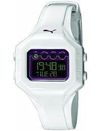 Puma Damen-Armbanduhr Digital Quarz Plastik PU910772004