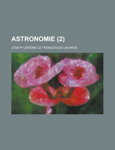 Astronomie (2 )
