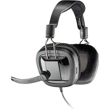 Plantronics 86050-05 Gamecom 380 Gaming Headset: Amazon.co