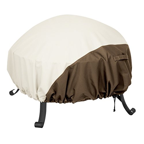 Amazonbasics Round Fire Pit Cover