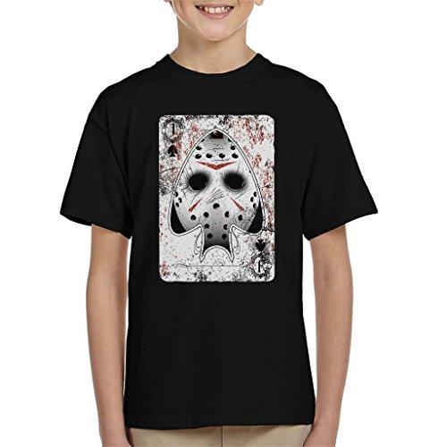 orhees Killer Hand Kid's T-Shirt (Jason Voorhees Geburtstag)