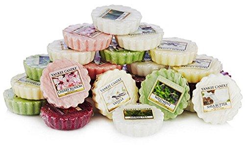 Newsbenessere.com 41mbZRfyLiL 24candle tart rigeneranti, Pure Essence, Yankee Candle originali, varie essenze