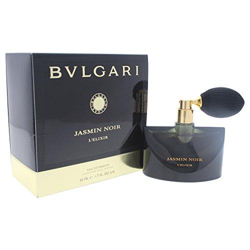 Bulgari jasmin noir l'eixir profumo con vaporizzatore - 50 ml