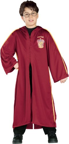 Harry Potter Kostüm Robe Quidditch Kind