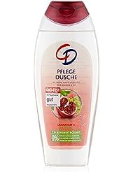 CD Pflege Dusche Granatapfel und Traube, 250ml, 1er Pack (1 x 250 ml)