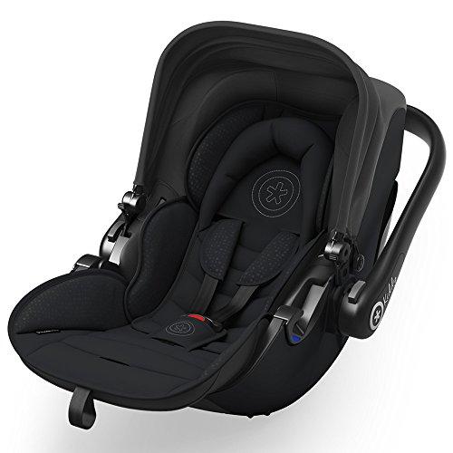 Kiddy 41920EV123 Evolution Pro 2 - Silla de auto, talla 2, no incluye  Isofix, negro