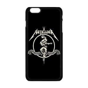 """Coque iPhone 6 Plus (5.5"""") - Metallica protecteur plastique Coque pour iPhone 6 Plus"""