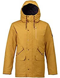 Burton Sherman Jacket Chaqueta, hombre, Sherman Jacket, Harvest Gold, small