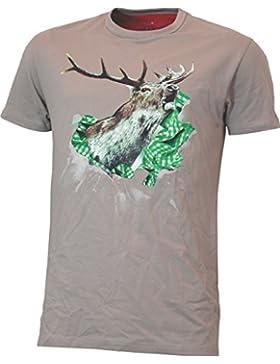 K&K Kaiserjäger Shirt Brunftzeit