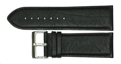 30mm-qualit-bracelet-montre-en-cuir-noir