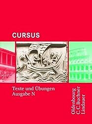 Cursus - Ausgabe N: Texte und Übungen