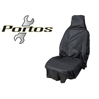 Schutzbezug Portos für Autositze Sitzbezug Werkstattschutz Schutzbezug Werkstattschoner