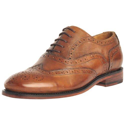 Executive Thistle Leather Leder-Brogue, für Gutes Jahr, Braun