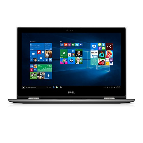 DELL i5578-2451GRY 15.6-inch Laptop (7th Gen Core i5/8GB/1TB/Windows/Integrated Graphics) image