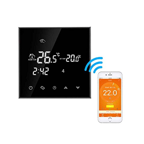 Touch Screen Thermostat Wifi - Buyitmarketplace.de