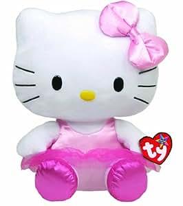 Ty - TY90114 - Hello Kitty - Peluche Ballerina 33 cm