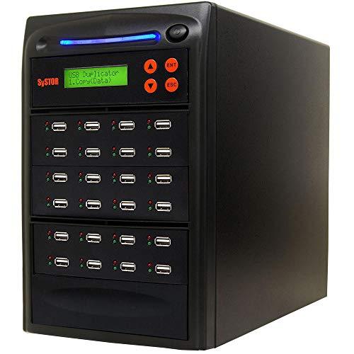 Systor 1-23 Multi USB Speicherstick Kopierstation / Flash USB -