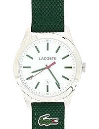 Lacoste Herren-Armbanduhr AUCKLAND Analog Quarz Textil 2010777