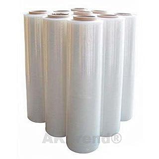 AKTrend® 6x Stretchfolie Handwickelfolie 500mm, 20my - bis 700kg, transparent akTF-6-1 , angebot von AKTrend®