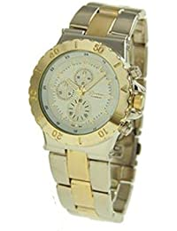 Geneva Bisel Giratorio Boyfriend reloj dos tonos