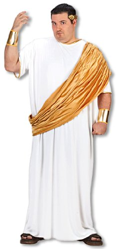 Cäsar Kostüm XL (Toga! Kostüme Plus Toga! Size)