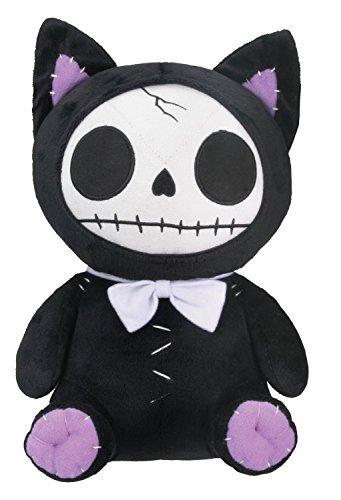 Summit Schwarz Mao Mao Cat Furry Bones Weiche Plüsch Puppe