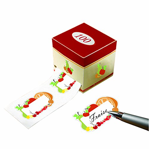 etiquettes-adhesives-motif-fruits-lot-de-100