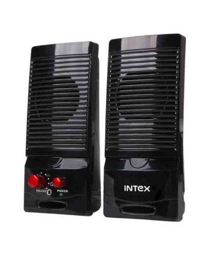 Intex Computer 2.0 Multimedia Speaker IT-Shine  available at amazon for Rs.473