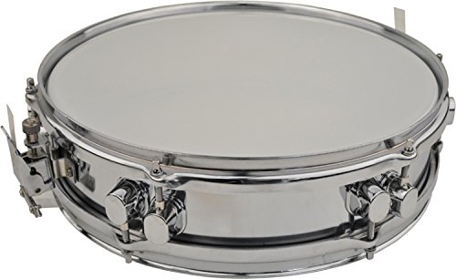 Steinbach Marching Snare Drum aus Metall 14 x 3, 5 Zoll updn (5x14 Snare Drum)