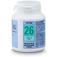 Schüssler Salz Nr. 26 Selenium D12 - 400 Tabletten, glutenfrei
