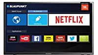 "43"" Smart Led Tv Blaupunkt Super Slim With Freeview Hd 1080p Full Hd (new Model)"