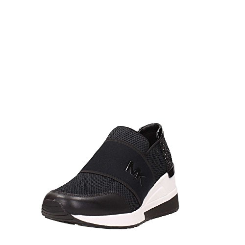 MICHAEL by Michael Kors Felix Sneaker Nero Donna Nero