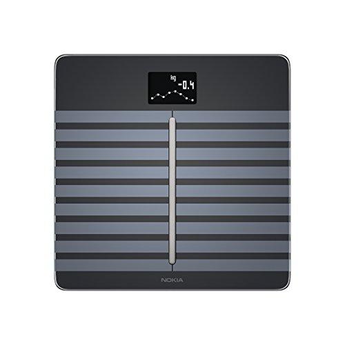 Nokia Body Cardio - Balance Wi-Fi avec santé du cœur et composition corporelle