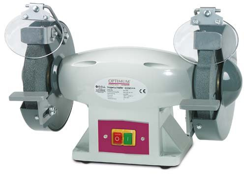 OPTIMUM 3101815 Optimum Modelo QSM 150 Esmeriladoras