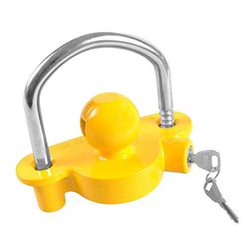 ProPlus 341329Kupplung Anhängerkupplung Lock mit Zylinder