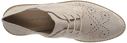Marco Tozzi Damen 23621 Oxfords Beige (Dune)