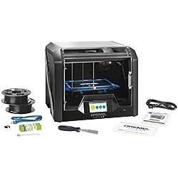 Dremel Impresora 3D 3D45 (para filamentos de PLA, nailon, ABS Eco o PETG, con pantalla táctil a color, en caja de cartón)