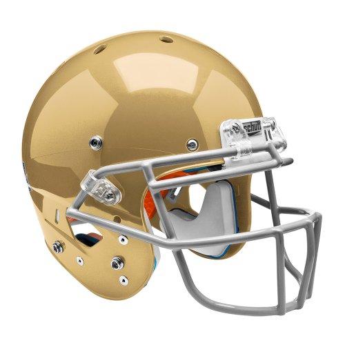 Schutt Sports Youth Air XP Hybrid Football Helm (Gold)