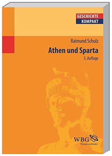 Buchseite und Rezensionen zu 'Athen und Sparta (Geschichte kompakt)' von Raimund Schulz