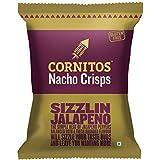 Cornitos Nachos Crisps, Sizzlin Jalapeno, 60g