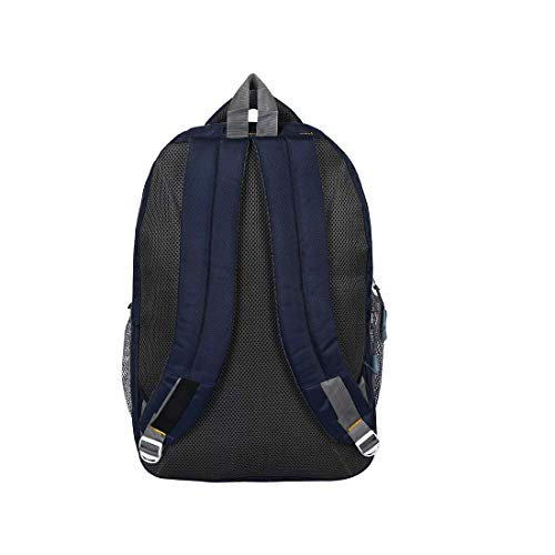 Drazo 35 Liters Navy Good Quality Backpack with Laptop Compartment. Image 3